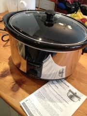 Morphy richards Slow Cooker 6,5Liter