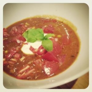 Kyllinge suppe II